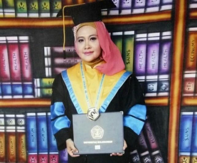 Novita Susyati Guru SDN 013 Bontang Selatan, Yang Cerdas Lulusan S2 Australia