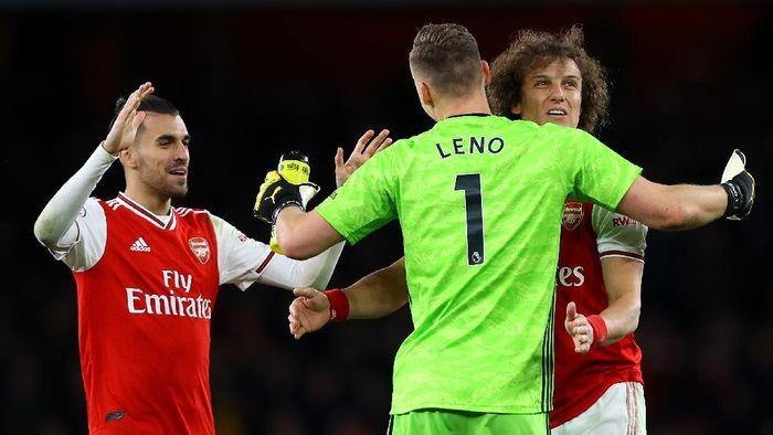 Dua Pemain Arsenal Baku Hantam Sampai Berdarah-darah?
