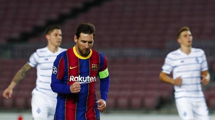 Messi Belum Tentu Lanjut di Barcelona, Sponsor Enggan Kerja Sama?
