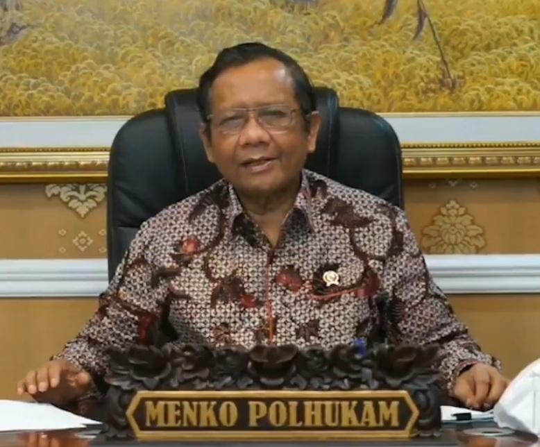 Soal Bom Bunuh Diri di Makassar, Mahfud MD : Jaringannya Sedang Dicari