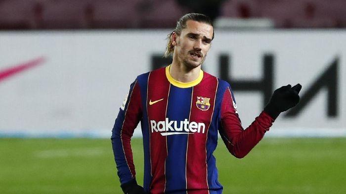 Huesca Vs Barcelona: Mengapa Griezmann Dicadangkan?