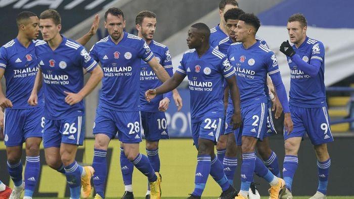 Hasil dan Klasemen Liga Inggris: Leicester Rebut Puncak