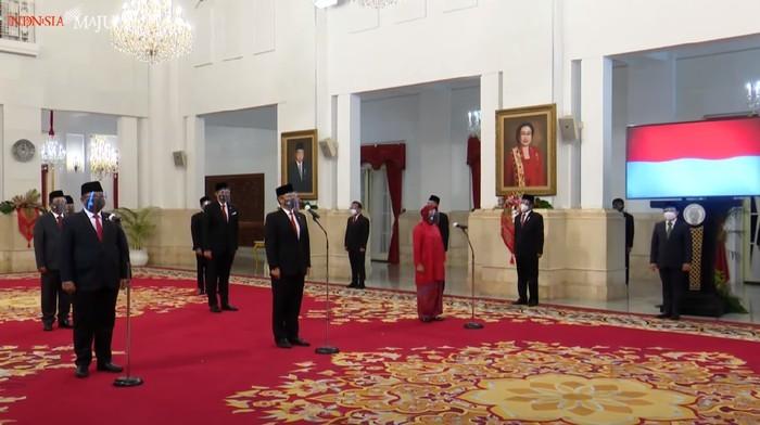 Formasi Baru Kabinet Jokowi Dinilai Belum Jadi The Dream Team